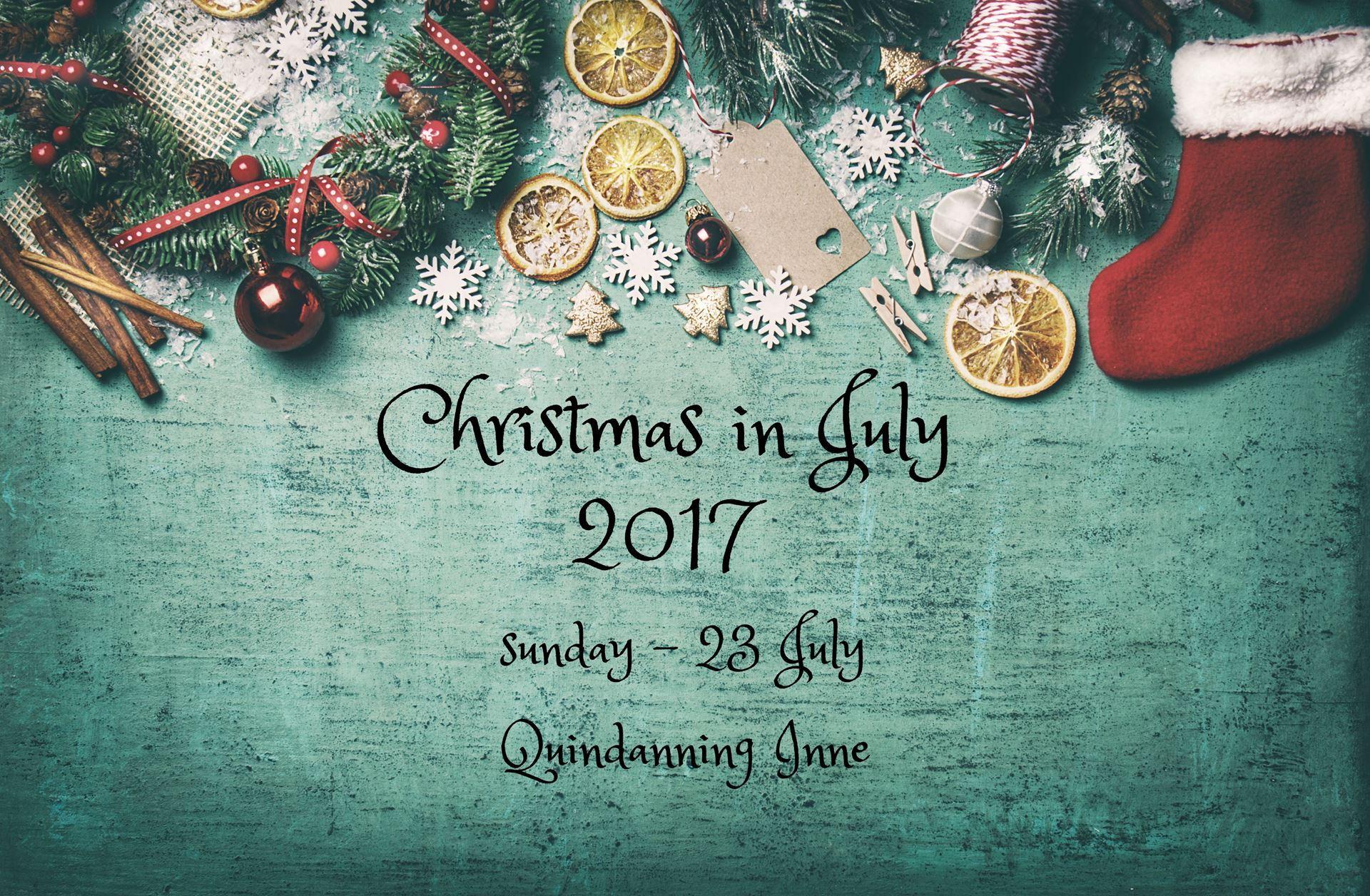 porsche club of western australia christmas in july at quindanning - Christmas In July Australia